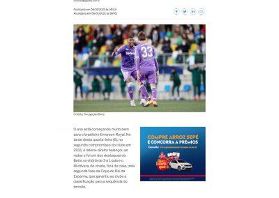 Emerson - A Gazeta - 06/01/2021