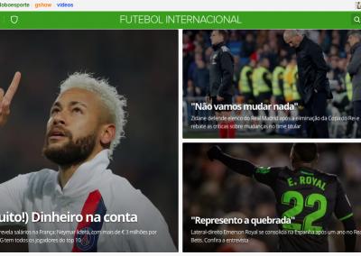 Emerson - Destaque Globoesporte.com - 07/02/2020