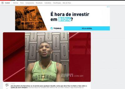 Emerson - ESPN - 04/08/2020