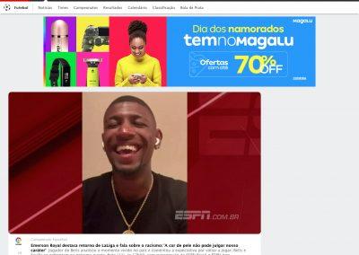 Emerson - ESPN - 06/06/2020