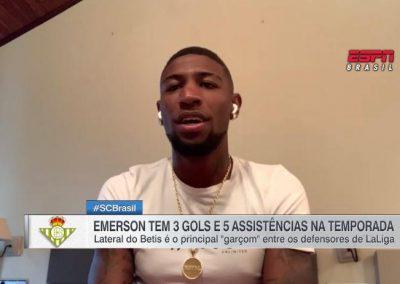 Emerson - ESPN - 18/03/2020