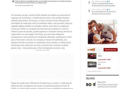 Emerson - Estado de Minas - 03/05/2020