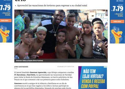 Emerson - Mundo Deportivo - 27/12/2019