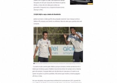 Jadson - Globo Esporte - 14/07/2017