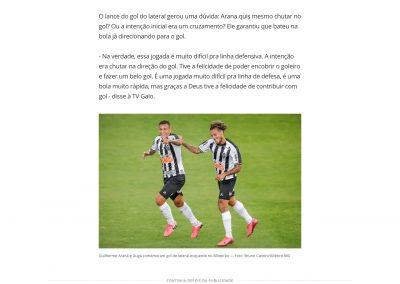 Guilherme Arana - Globoesporte.com - 30/07/2020