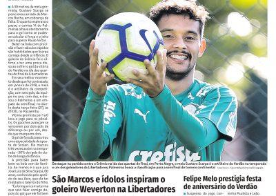 Gustavo Scarpa - Agora - 27/08/2019