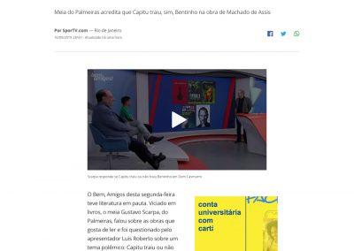 Gustavo Scarpa - Bem, Amigos! - 16/09/2019