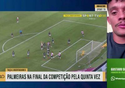 Gustavo Scarpa - Canal 11 - 13/01/2021
