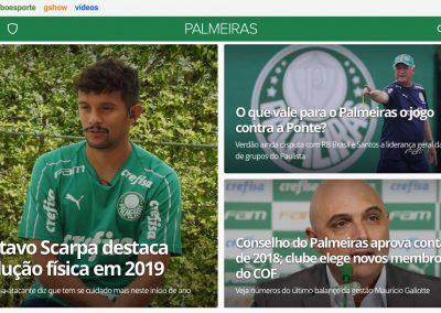 Gustavo Scarpa - Destaque GloboEsporte.com - 19/03/2019
