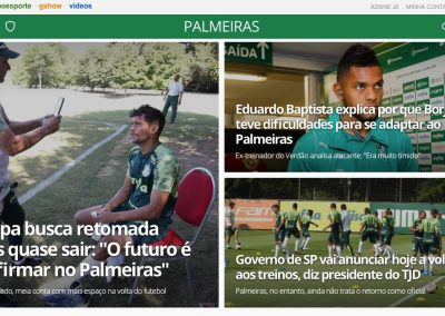 Gustavo Scarpa - Destaque Globoesporte.com - 17/06/2020