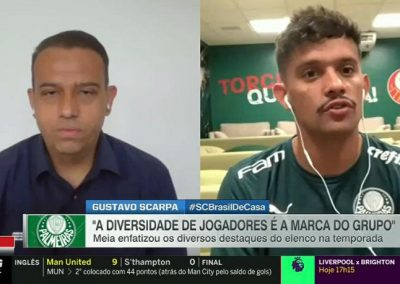 Gustavo Scarpa - ESPN - 03/02/2021