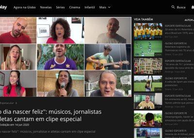 Gustavo Scarpa - Esporte Espetacular - 14/06/2020