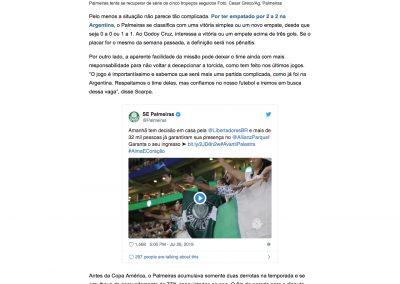 Gustavo Scarpa - Estadão - 30/07/2019