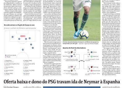 Gustavo Scarpa - Folha de São Paulo - 27/08/2019