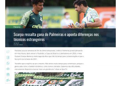 Gustavo Scarpa - Gazeta Esportiva - 15/03/2021