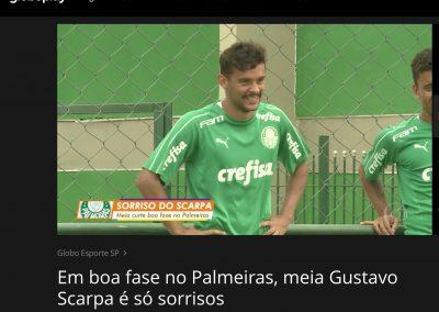 Gustavo Scarpa - GloboEsporte - 19/03/2019