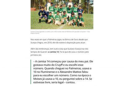 Gustavo Scarpa - Globoesporte.com - 23/04/2021
