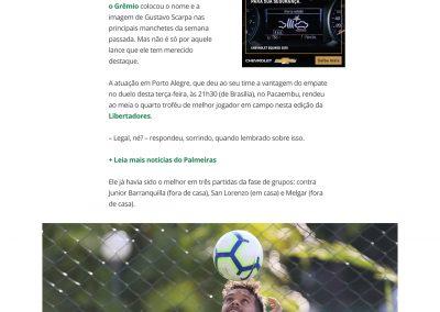 Gustavo Scarpa - Globoesporte.com - 27/08/2019