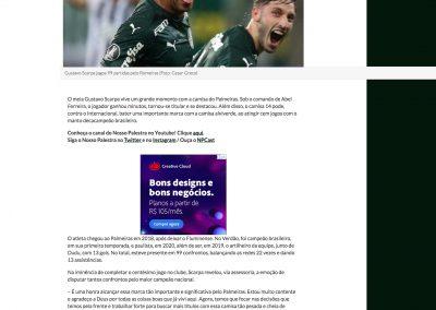 Gustavo Scarpa - Nosso Palestra - 18/12/2020
