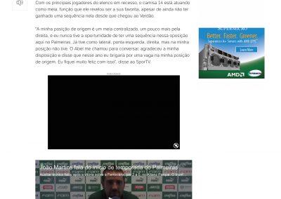 Gustavo Scarpa - Uol - 15/03/2021