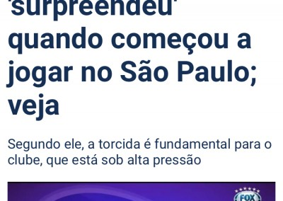 Marcos Guilherme - Boa Noite FOX - Novembro/2017