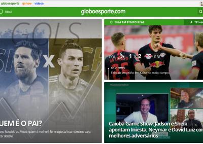 Jadson - Destaque Globoesporte.com - 01/06/2020