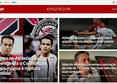 Jadson - Destaque Globoesporte.com - 10/02/2021