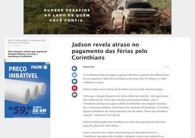 Jadson - ESPN - 24/03/2020