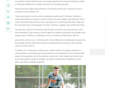Jadson - Gazeta Esportiva - 10/02/2021