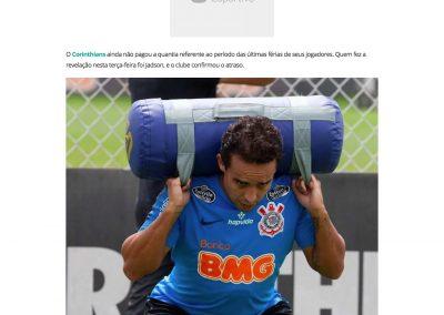 Jadson - Gazeta Esportiva - 24/03/2020