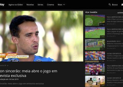 Jadson - Globo Espote - 18/10/2019