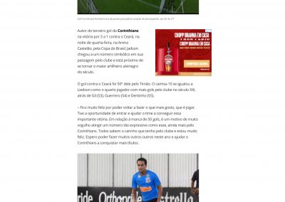 Jadson - GloboEsporte.como - 14/03/2019