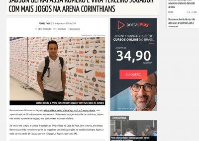 Jadson - Meu Timão - 17/08/2019