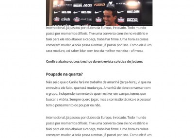 Jadson - GloboEsporte.com - 22/01/2018