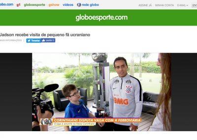 Jadson - Globo Esporte - 22/03/2019