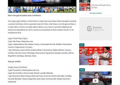 Jadson - GazetaEsportiva.com - 22/03/2019
