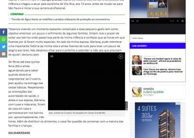 Jean - Futebol Interior - 30/04/2020