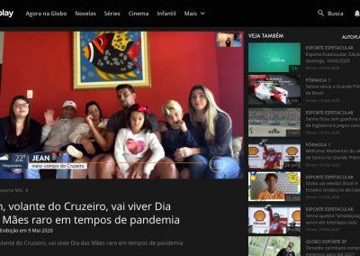 Jean - Globo Esporte - 09/05/2020