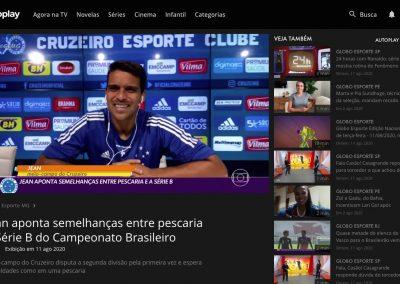 Jean - Globo Esporte - 11/08/2020