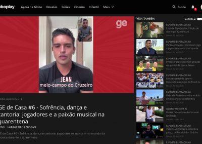 Jean - Globo Esporte - 13/04/2020