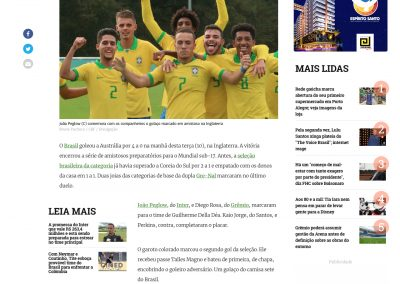 João Peglow - GaúchaZH - 10/09/2019