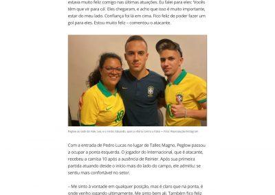 João Peglow - Globoesporte.com - 12/11/2019