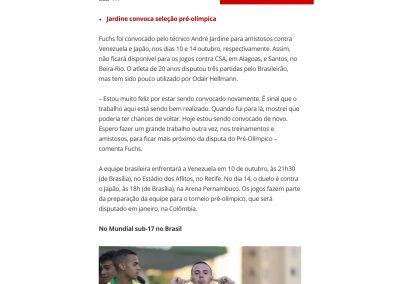 João Peglow - Globoesporte.com - 20/09/2019