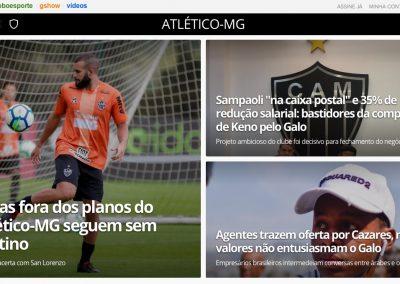 Keno - Destaque Globoesporte.com - 11/07/2020