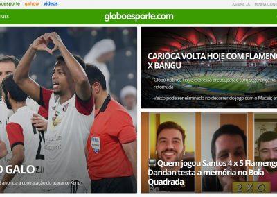 Keno - Destaque Globoesporte.com - 18/06/2020