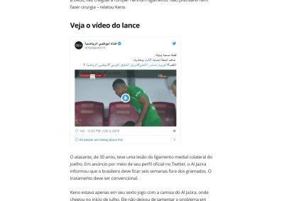 Keno - Globoesporte.com - 04/10/2019