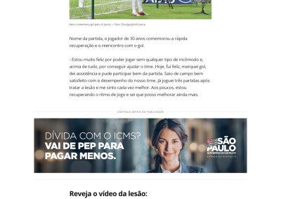 Keno - Globoesporte.com - 06/12/2019