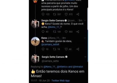 Keno - Globoesporte.com - 18/06/2020