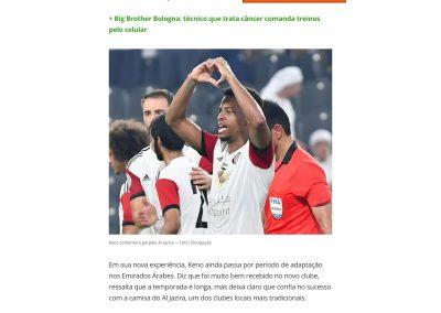 Keno - Globoesporte.com - 19/09/2019