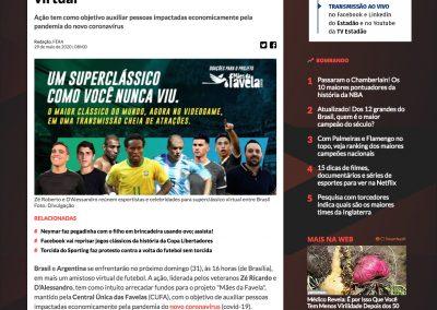 Koel - Esporte Fera - 29/05/2020